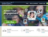 Linkedstars — new social for professionals