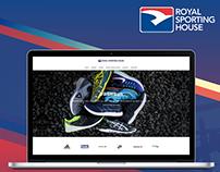 Royal Sporting House Revamp