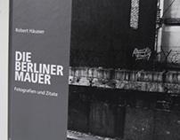 Die Berliner Mauer - Catálogo