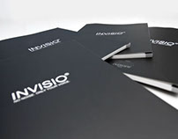 Invisio | identity & booklet