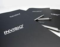 Invisio | identity & booklet