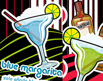 Infographic for the Margarita Cocktail