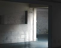 Garage shadows // Photography
