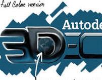 Autodesk 3December: Brand Identity