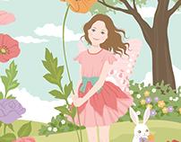 Naoko Matsunaga, Children's Illustrator