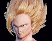 Redesign Goku