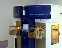 Semiconductor Wet Processing Fab Machine