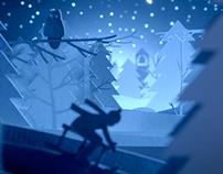 """Akropolis"" shopping center Christmas 2012"