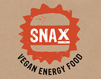 Corporate Design Vegan fast food restaurant