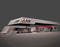 Stand Mitsubishi Electric