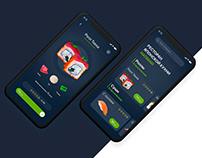 iOS Mobile App for Sushi Restaurant