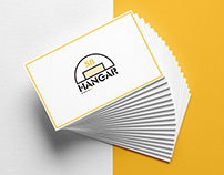 Hangar58 Logo Design