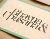 Bhavna & Upasana
