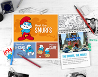 Smurfs Global Site
