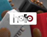 Holio - Holigraphic radio