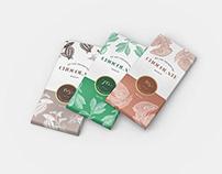 Chocolate Packaging Mockup 2