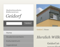 Kulturzentrum Geidorf - Website