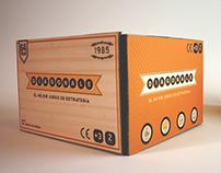 Packaging Diagonale