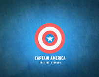 Title Sequence, Captain America