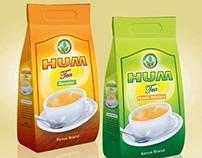 HUM Tea Brand