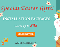 Happy Easter 2017! Get Free Exclusive Gifts from SmartA
