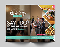 Ces & Judy Print Ads