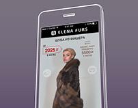 UI Concept For Fashion Catalogue