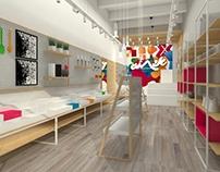 EMEK Gift Store Concept