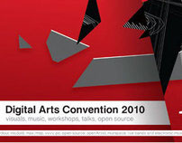 Digital Arts Convention 2010