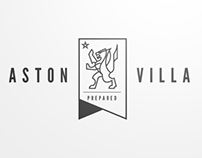 Aston VIlla F.C Logo Design