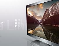 Panasonic Viera video stills