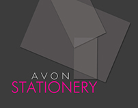 Avon stationary