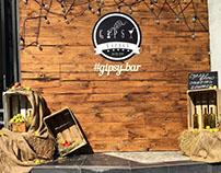 Branding of Gipsy cafe