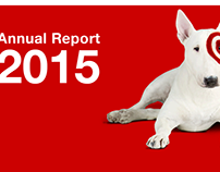 Target Annual Report Redesign