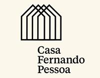 Casa Fernando Pessoa · Rebranding