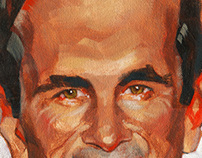 Phil Dunphy Portrait