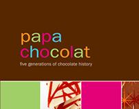 Papa Chocolat - website