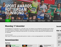 Sport Awards Rotterdam Rijnmond 2012