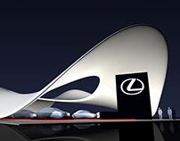 """""""LEXUS-2"""" Auto Show Concept"""