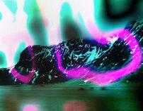 """Reckoner"" sound driven video & effects"