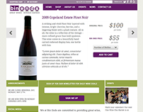Bin Ends Wines