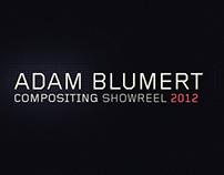 Compositing showreel 2012