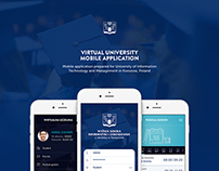 Virtual University Mobile Application