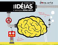 DONA ARTE - Aparecida Designer