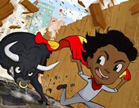 Bull Drama