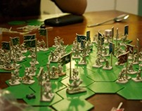 Untitled Conquest - Strategy Board Game