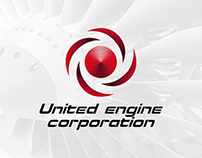 United Engine Corporation - Infographics
