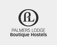 Palmers Lodges | Brand Online Print