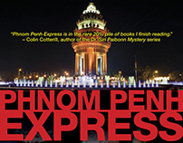 Phnom Penh Express book design