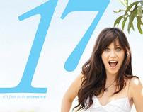 17 Magazine Redesign